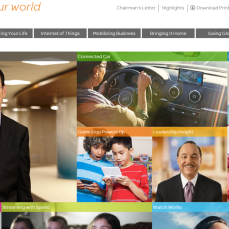 AT&T 2014 Annual Report